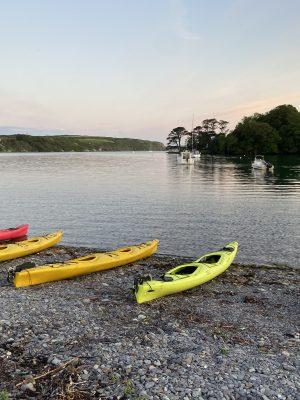 Kayak Ireland