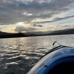 Suset Kayak Glengarriff